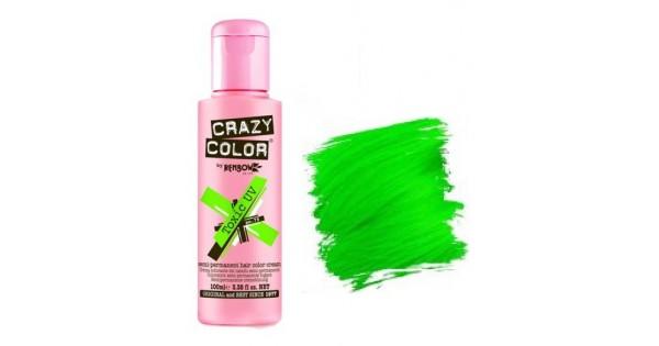 Crazy Color hajszínező krém Toxic UV e416739eb9