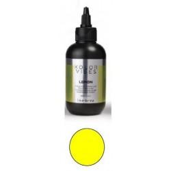 Inebrya Kolor Vibes vegán hajszinező gél, Lemon, 150 ml