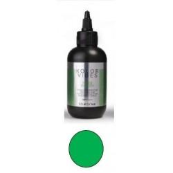 Inebrya Kolor Vibes vegán hajszinező gél, Pure Green, 150 ml