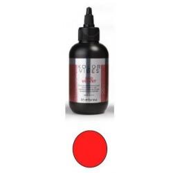Inebrya Kolor Vibes vegán hajszinező gél, Red Velvet, 150 ml