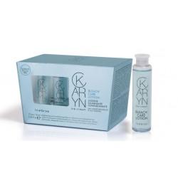 Inebrya Karyn Bleach Care szérum szőke hajra, 12x16 ml