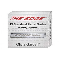 Olivia Garden The Edge Soft Touch nyeső penge, 10 db