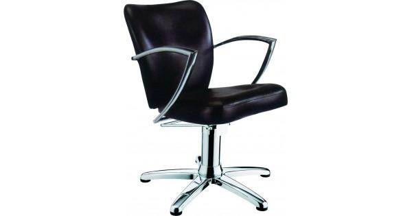 Hidraulikus fodrász szék, fekete MA8173 A8